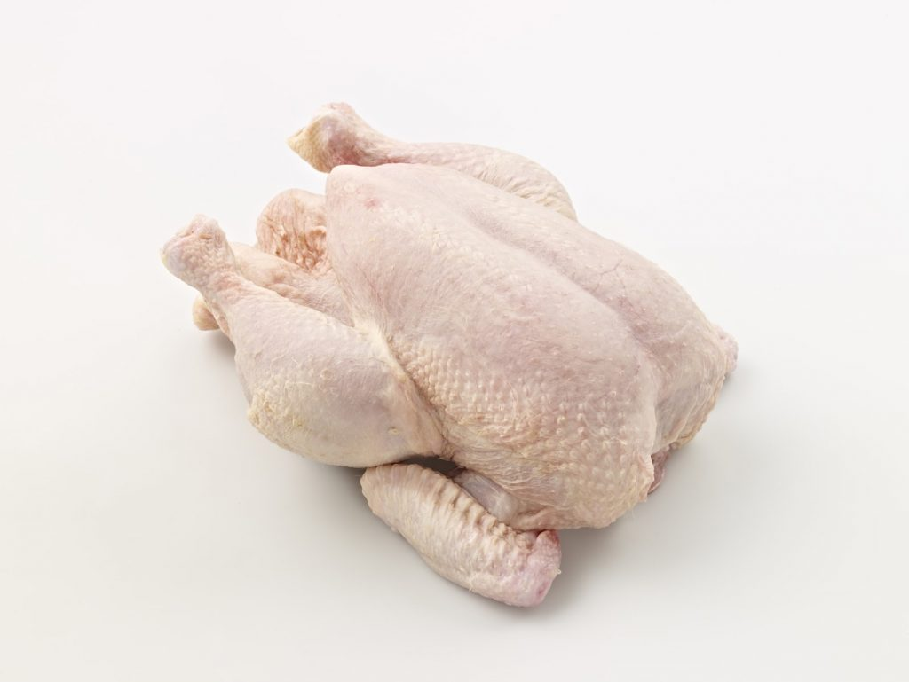 Storing Raw Chicken